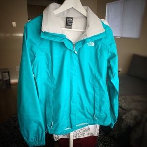 North Face Resolve Rain Jacket